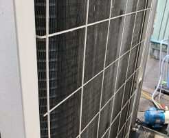 栃木県真岡市加工食品製造会社からのチラーユニット修理